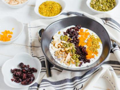 Cherry Protein Bowl