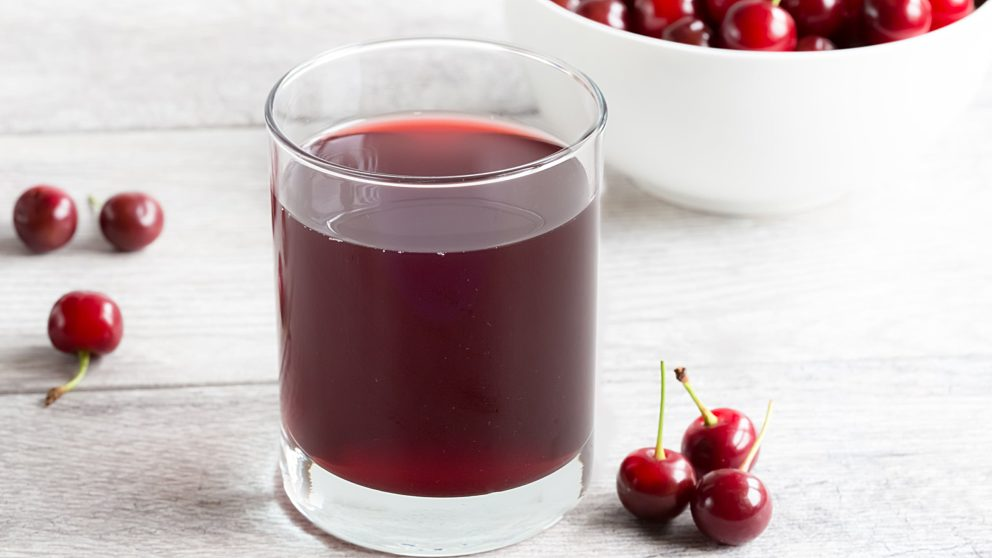 Cherries-and-juice