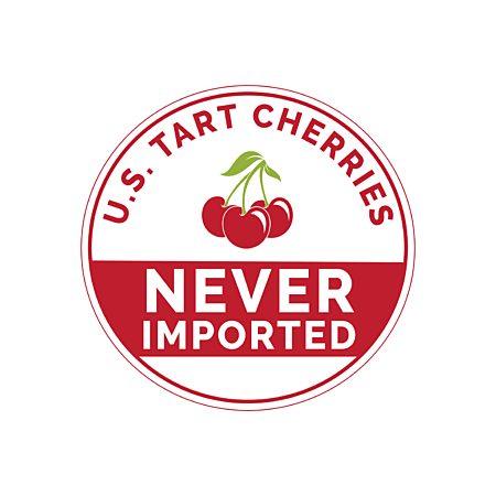 US Tart Cherries Never Imported