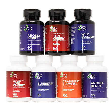 Cherry Bay Wellness Products