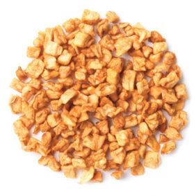 Organic Dried Apple Dices Fresh Cut