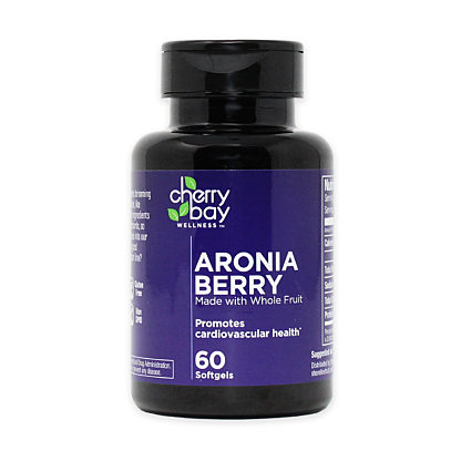 Aronia Berry Softgel