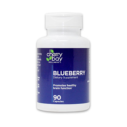 Blueberry Dietary Supplement