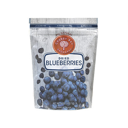 Cherry Bay Orchards Dried Blueberries 6 oz.