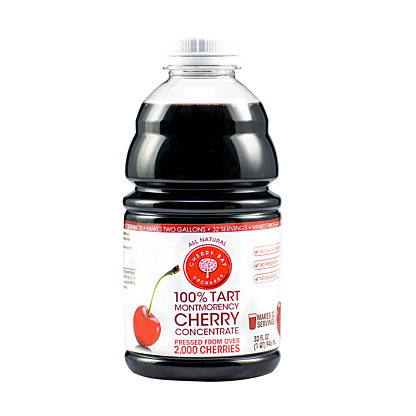 Cherry Bay Orchards Tart Cherry Concentrate 32 oz.
