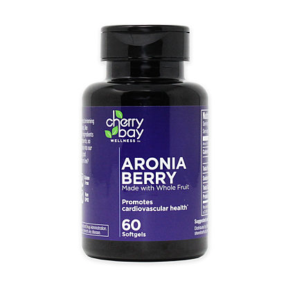 Cherry Bay Wellness Aronia Berry Softgels