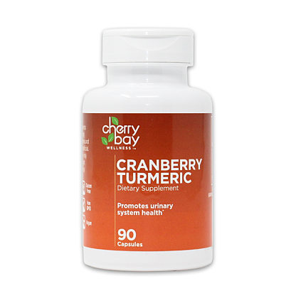 Cranberry Turmeric Dietary Supplement