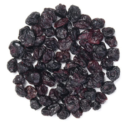 Dried Large Cultivated Blueberries