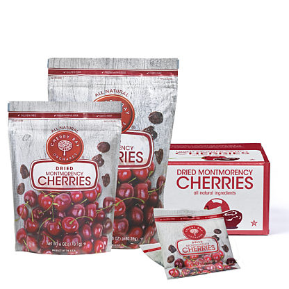 Dried Montmorency Tart Cherries CBO