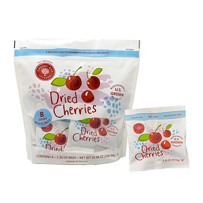 Tart cherry multipack with individual