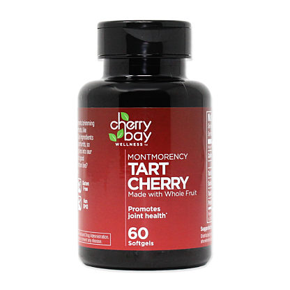 Tart Cherry Softgel