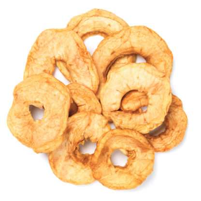 Unsulfered Dried Apple Rings