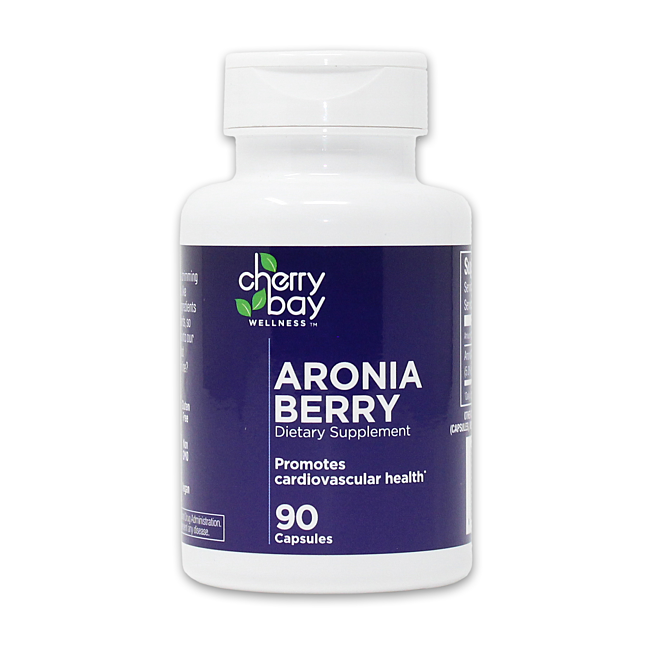 Aronia Berry Dietary Supplement