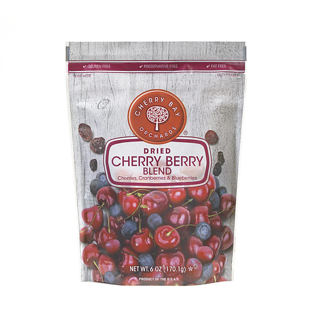 Cherry Berry Dried Fruit Blend